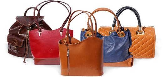 Il bello dell'abbigliamento, degli accessori e delle borse Made in Italy