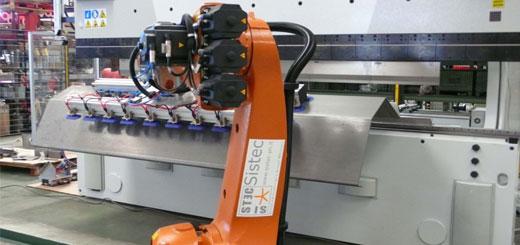 Cos'è la piegatura robotizzata?