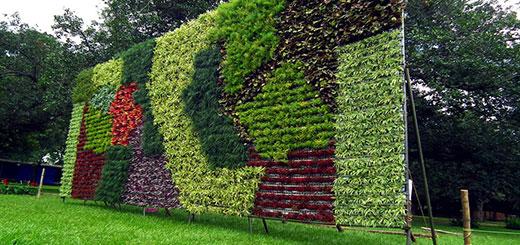 Giardini verticali: le nuove tendenze d'arredamento