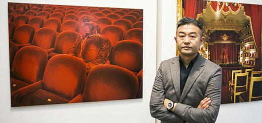 Fotografia mimetica a Milano: la mostra di Liu Bolin al Mudec